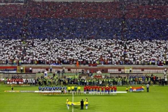 football serbe