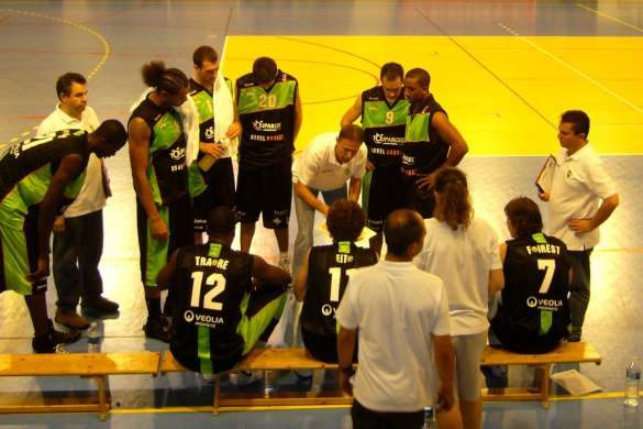 asvel basket vincent collet pro a