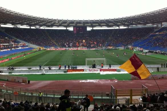 stade as roma