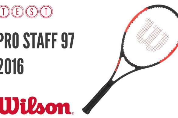 test wilson pro staff 97