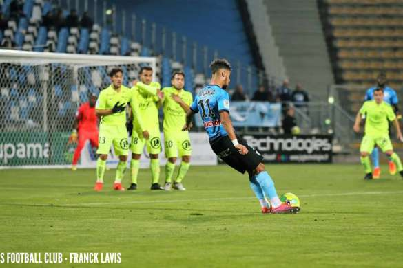 tours fc ligue 2
