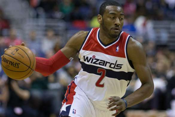 john wall washington wizards nba