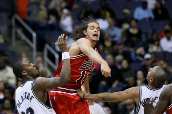 Joakim Noah chicago bulls