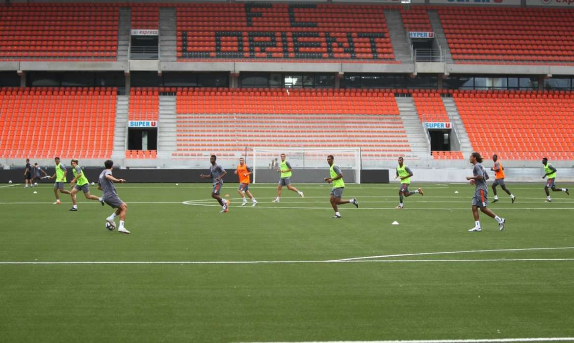 stade du moustoir lorient foot