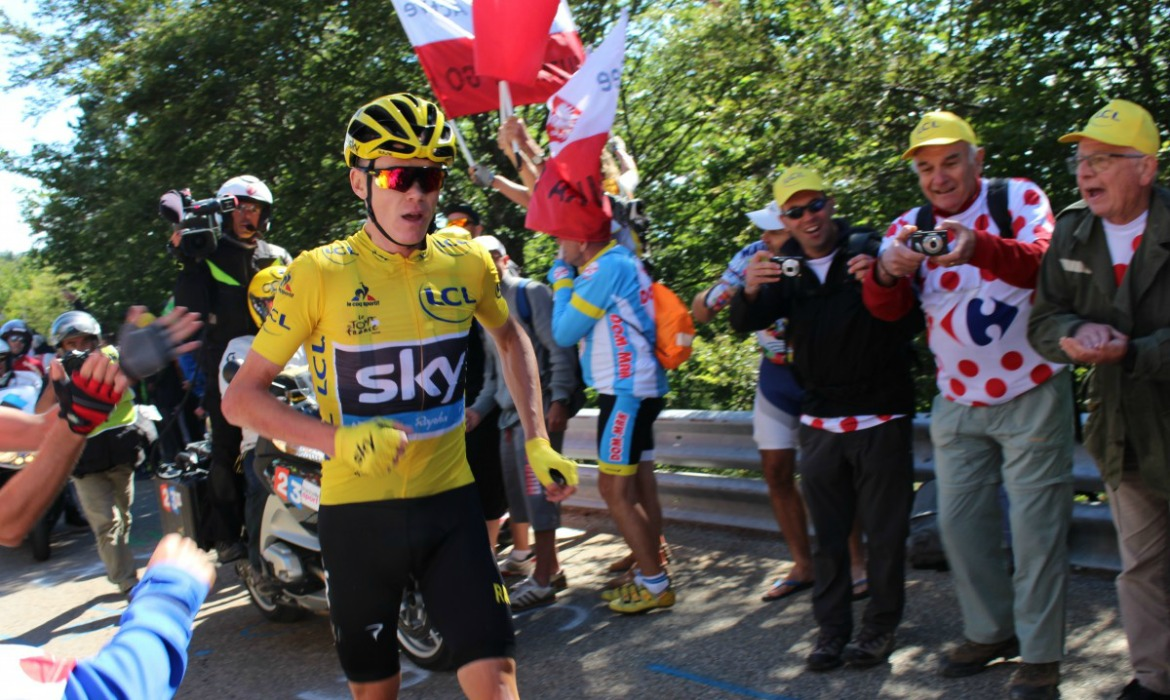 chris froome sky cyclisme