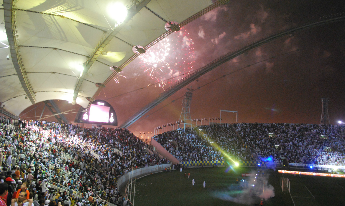 khalifa international stadium foot qatar