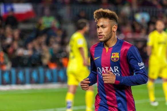 neymar jr fc barcelone