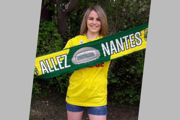 claire tour de france des supportrices fc nantes
