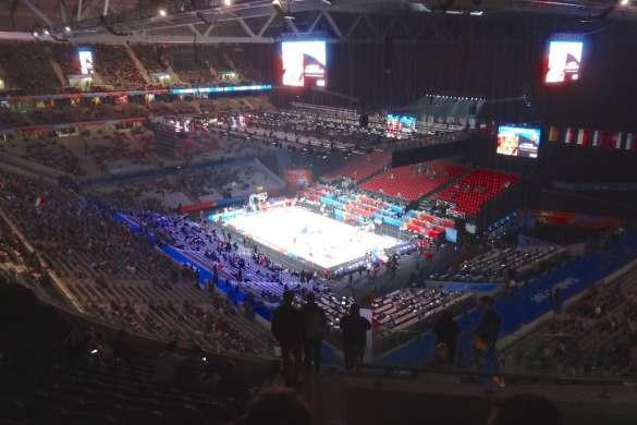stade pierre mauroy basket tennis