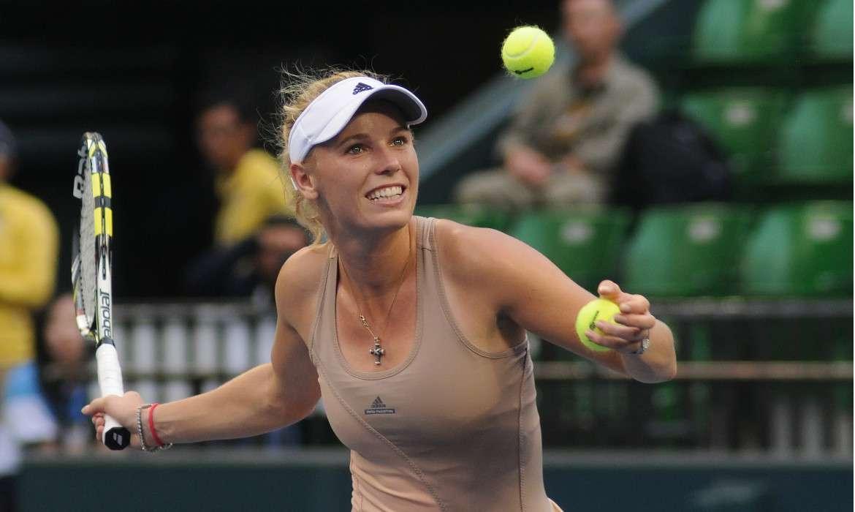 Caroline Wozniacki tennis feminin wta