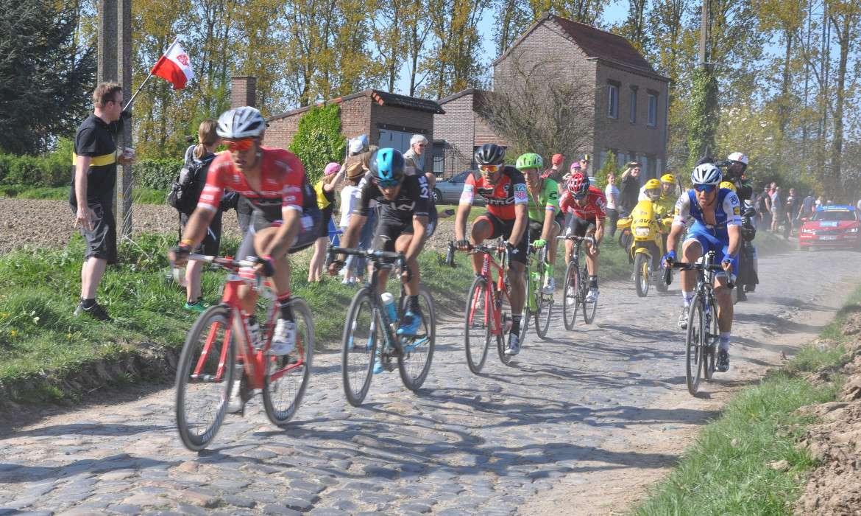 classique flandrienne paris roubaix cyclisme van avermaet