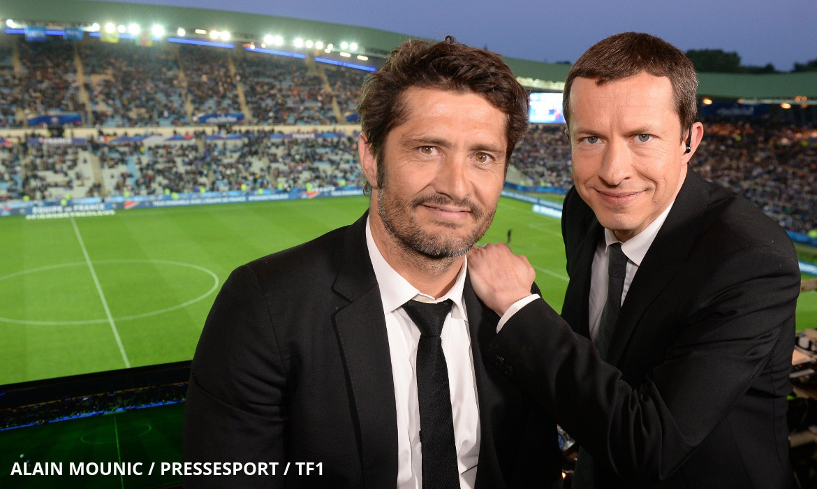 bixente lizarazu herve margotton tf1 foot beaujoire
