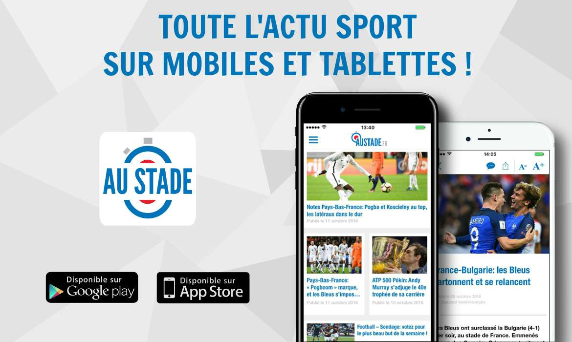 application actu sport au stade austade.fr update