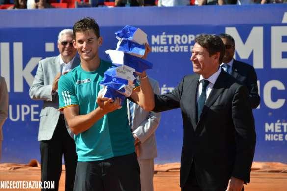 dominic thiem open nice tennis