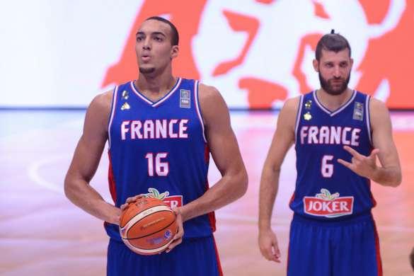 rudy gobert basket equipe de france