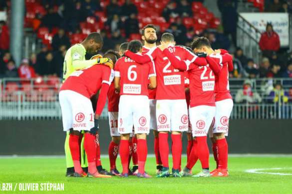stade brestois 29 football ligue 2