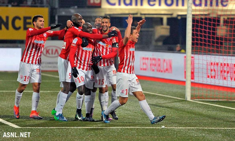 as nancy lorraine football ligue 1