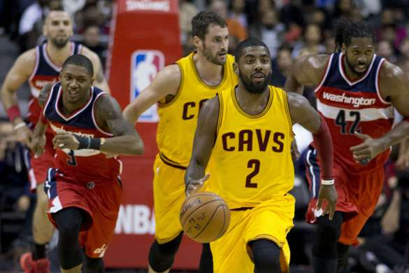 kyrie irving cavaliers cleveland