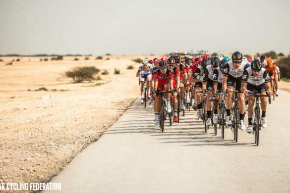 tour du qatar cyclisme