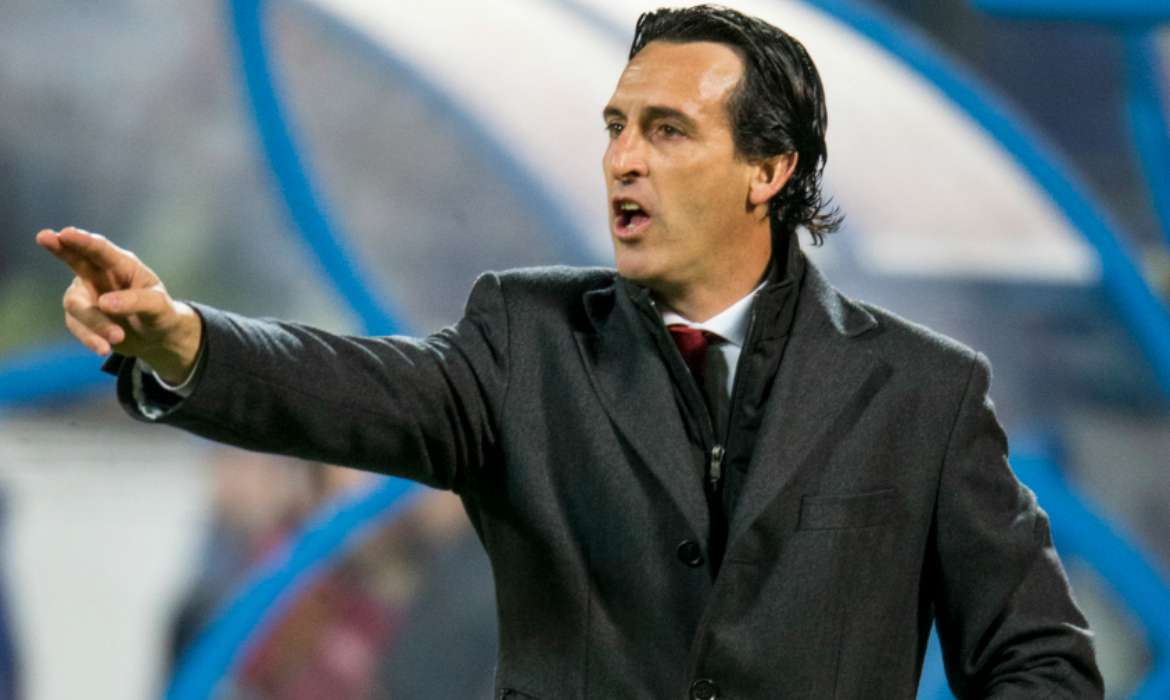 unai emery paris saint germain