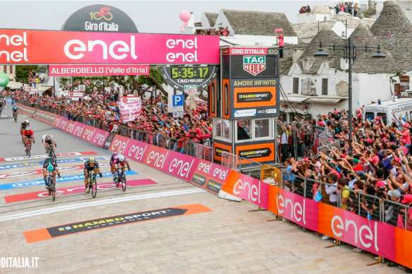 tour d'italie 2017 sprint
