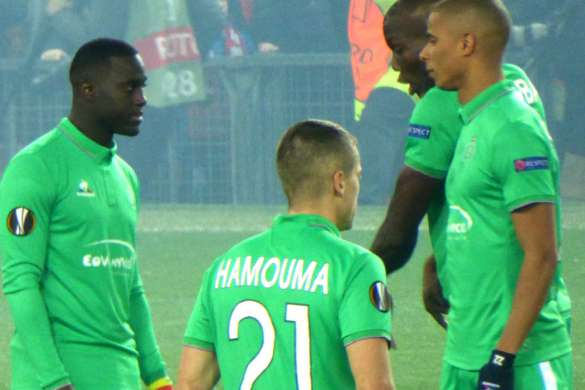 as saint-etienne ligue europa