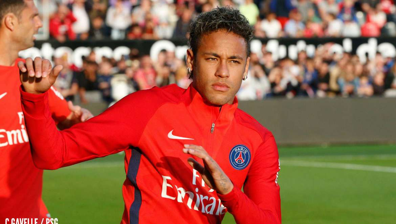 neymar jr paris saint-germain football