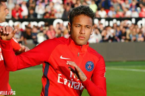 neymar jr paris saint-germain football