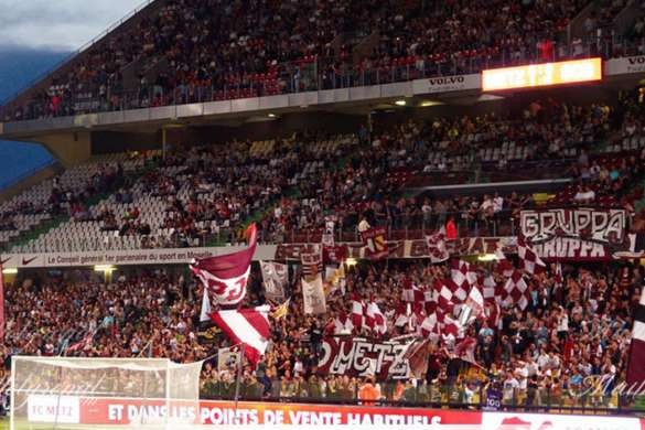 fc metz football ligue 1