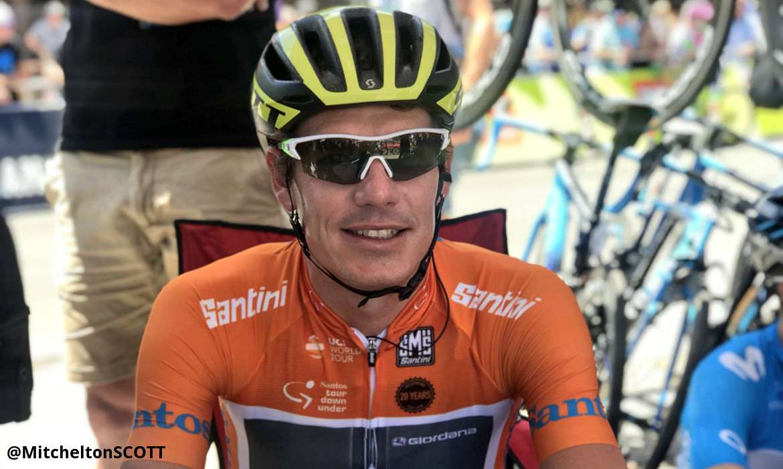 daryl impey mitchelton scott cyclisme tour down under