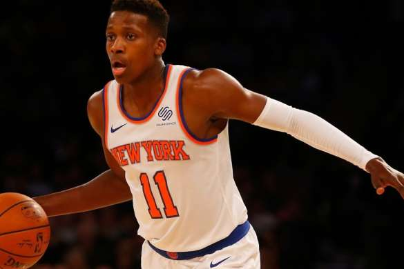 frank ntilikina nba new york knicks