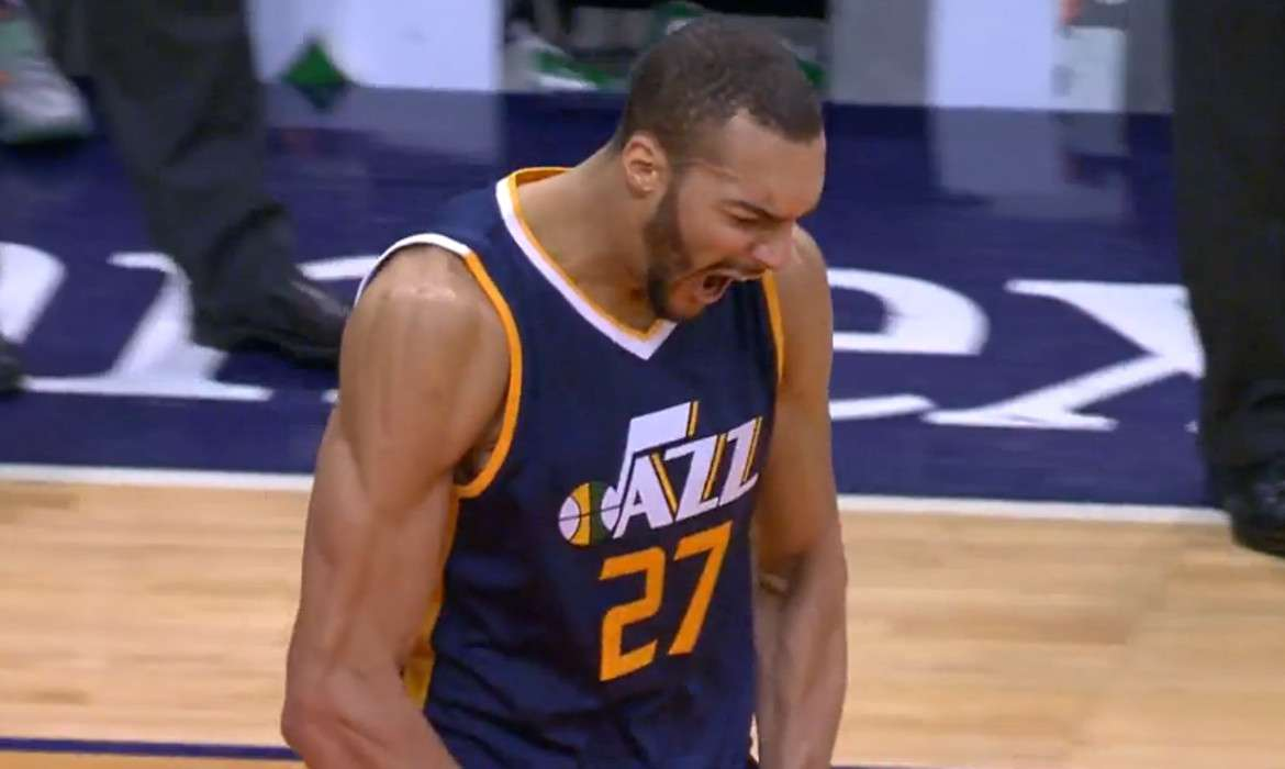rudy gobert utah jazz nba