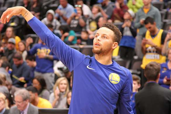 stephen curry golden state warriors nba