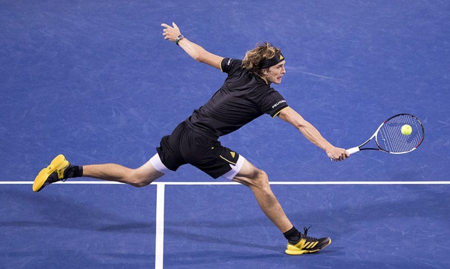 alexander zverev tennis 2017