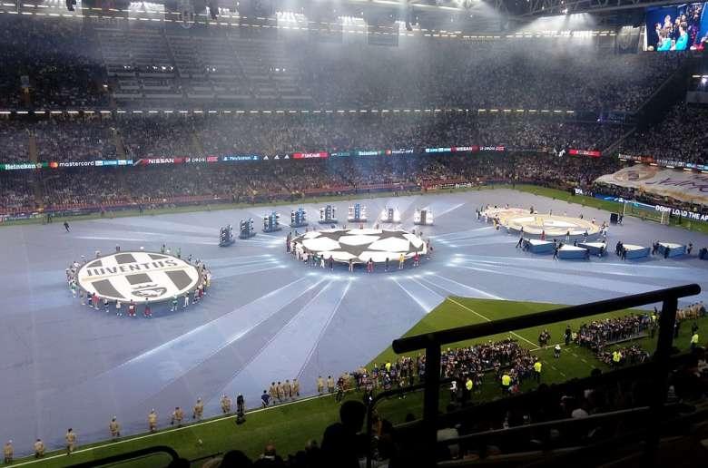 ligue des champions real madrid juventus turin football berlin