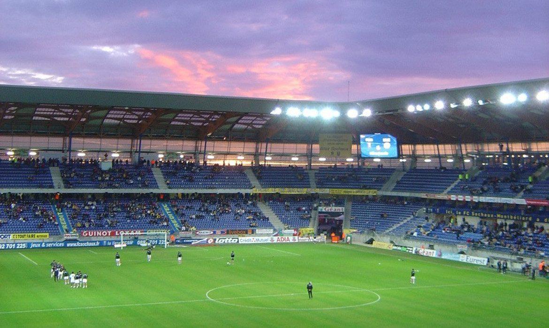 stade bonal sochaux football