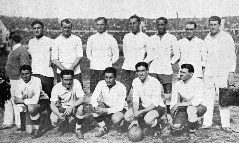 uruguay football 1930