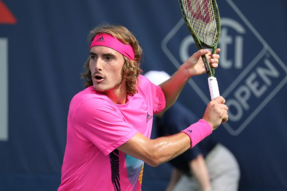 Stefanos Tsitsipas tennis