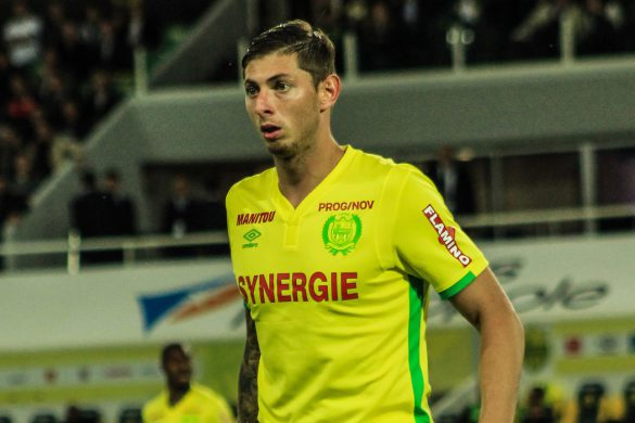 emiliano sala football fc nantes