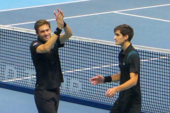 nicolas mahut pierre-hugues herbert tennis double