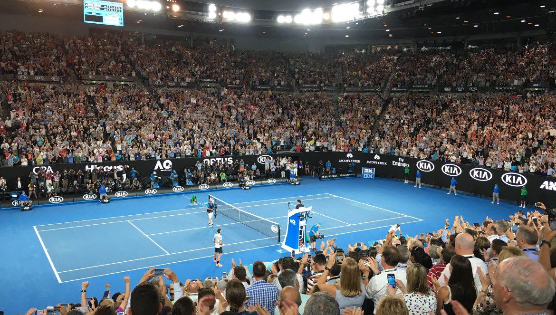 open d'australie tennis 2017