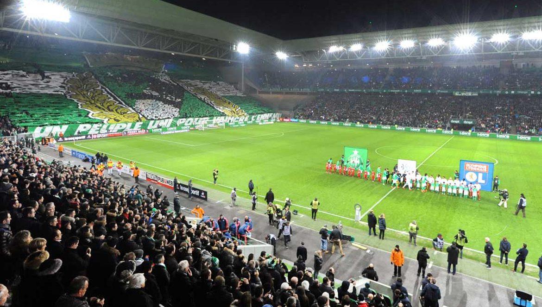 stade geoffroy guichard football saint etienne