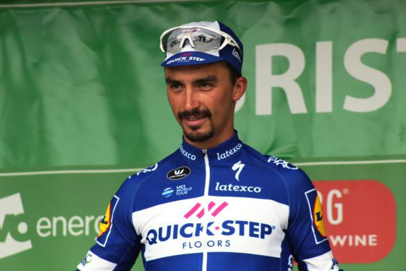 Julian Alaphilippe cyclisme quick step floors