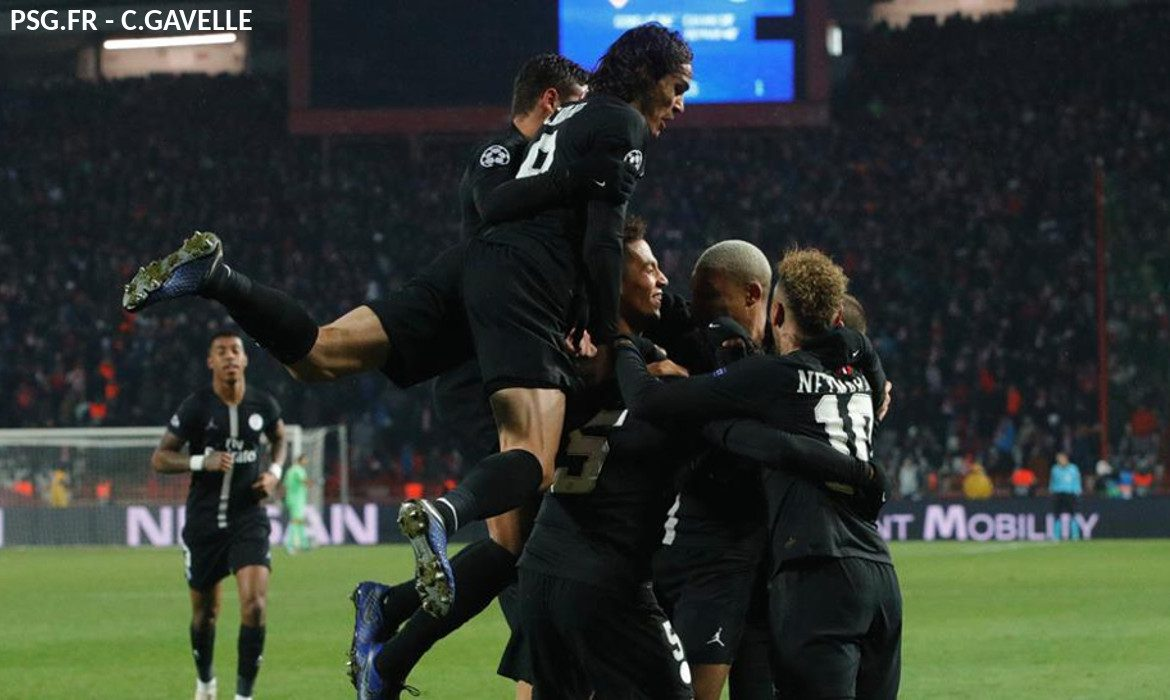 psg paris football ligue des champions