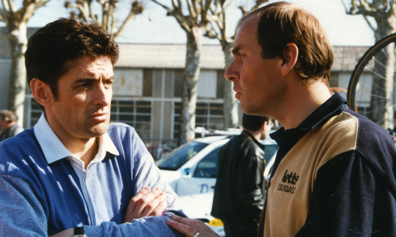 Marc Madiot jean luc vandenbroucke cyclisme