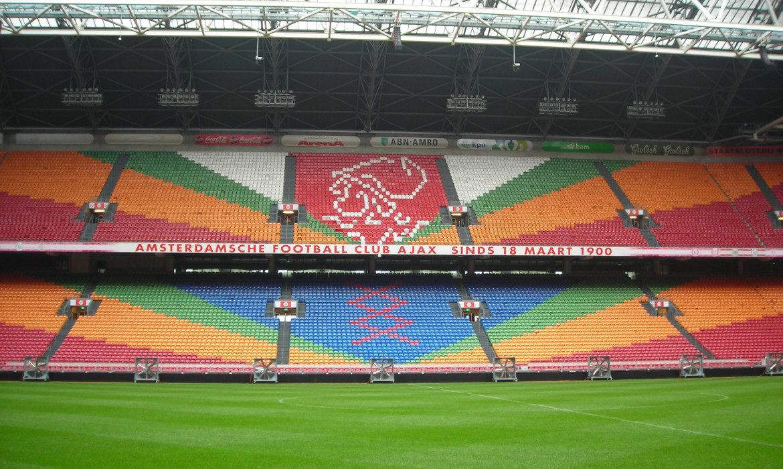 ajax amsterdam arena football