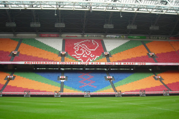 ajax amsterdam arena football