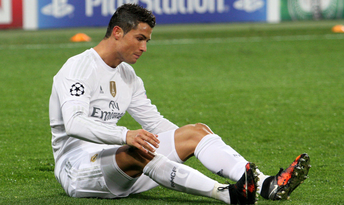 cristiano ronaldo football real madrid ligue des champions
