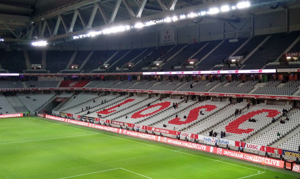 football lille osc losc ligue 1 stade pierre mauroy