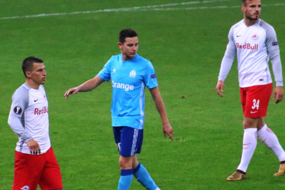 football olympique de marseille thauvin om